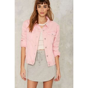 Zee Gee Why Heartbreaker Denim Jacket | Shop Clothes at Nasty Gal!