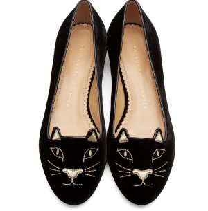 Up to 70% Off Charlotte Olympia Shoes @ SSENSE