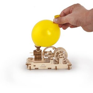 Ugears 3D Self Propelled Model Engine