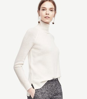 50% Off + Free Shipping With Sweaters Purchase @ Ann Taylor