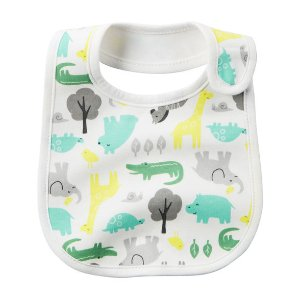 Animal Print Teething Bib | Carters.com