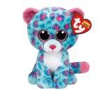 TY Beanie Boo Medium Sydney the Leopard Plush Toy | Claire's