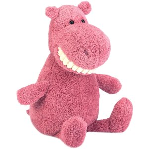 Jellycat Toothy Hippo - Free Shipping