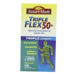 Nature Made Triple Flex 50+, Value Size 120 Caplets