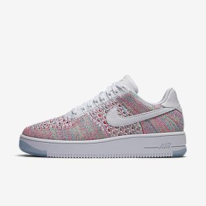 Nike Air Force 1 Flyknit Low Women's Shoe.