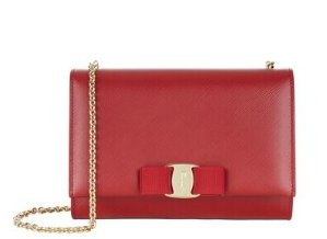 Salvatore Ferragamo Vara Shoulder Bag @ Harrods