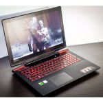 Lenovo Ideapad Y700 Touch 15'' Immersive Gaming Laptop 80NW0035US (i7-6700HQ, 4K Touch Screen, 16GB, 1TB+256GB, 960M 4GB)