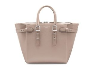 £510.00(reg.£850.00) Aspinal of London  Medium Tote Bag - Soft Taupe