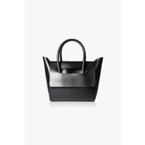 Mini Flap Leather Shoulder Bag