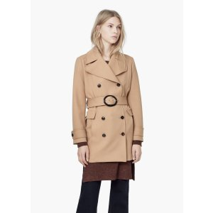 Double-breasted coat - Women | OUTLET USA