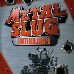 METAL SLUG ANTHOLOGY on PS4