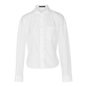 Cotton-poplin shirt | Alexander Wang