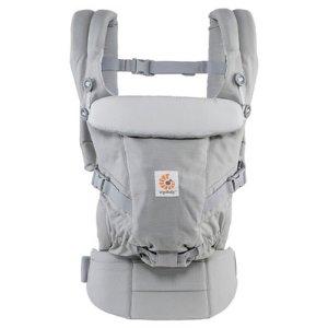 $120包邮Ergobaby Adapt 新一代婴儿背带,不再需要insert