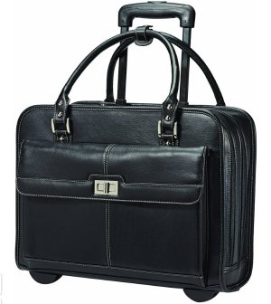 $53.89(reg.$76.99) Samsonite Luggage Women's Mobile Office