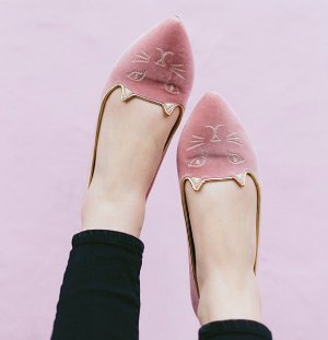 Up to 50% Off Charlotte Olympia @ Net-A-Porter