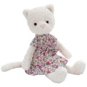 Jellycat Petal Pals Clover Kitten - Free Shipping