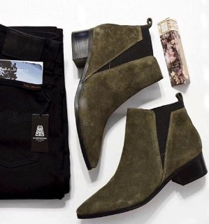 $55.99(org.$99) Marc Fisher Ignite Ankle Booties @ macys.com