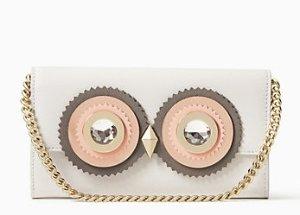 From $39 Blaze A Trail Owl Collection Women Handbags Sale @ kate spade