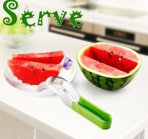 $7.63 Lightning deal! Urbachef Premium Quality Watermelon Slicer
