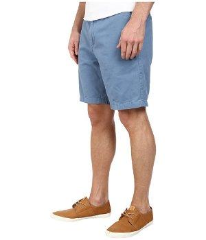 $16.08 Nautica Men's Flat-Front Deck Short
