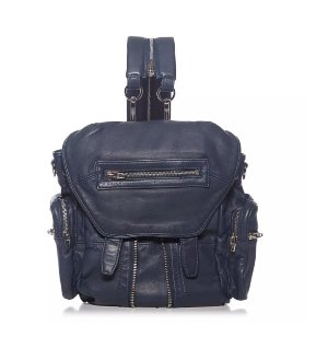 ALEXANDER WANG Marti Nickle Backpack @ Otte