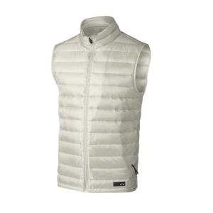 Oakley Icon Lightweight Down Vest in LIGHT GRAY | Oakley