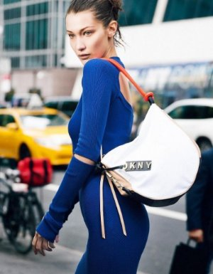 New Spring Arrivals featuring Bella Hadid+ Free Shipping @ DKNY