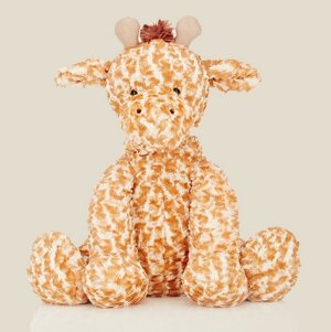 JELLYCAT Huge Fuddlewuddle Giraffe
