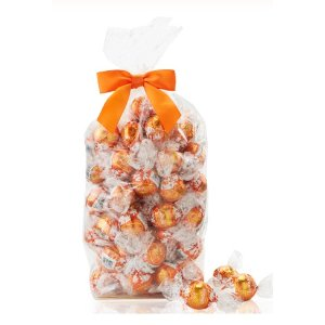 Dark Orange LINDOR Truffles 75-pc Gift Bag