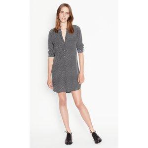 Women's SLIM SIGNATURE SILK DRESS | Women's Sale by Equipment
