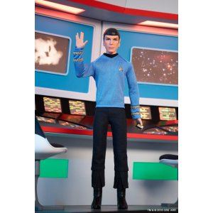 Barbie® Star Trek™ 50th Anniversary Spock Doll | DGW68 | Barbie