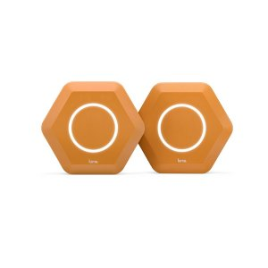 Luma Intelligent Home Wi-Fi System, Orange (2-Pack)-417419-2OR - The Home Depot