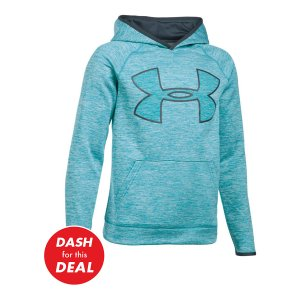 Pacific Armour® Fleece Highlight Twist Hoodie - Boys