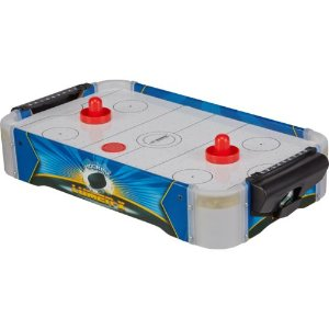 Triumph Sports USA Lumen-X Light Up Tabletop Air Hockey Table | Academy