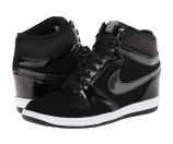 Nike Force Sky High Sneaker Wedge Black/Black/White/Anthracite - 6pm.com
