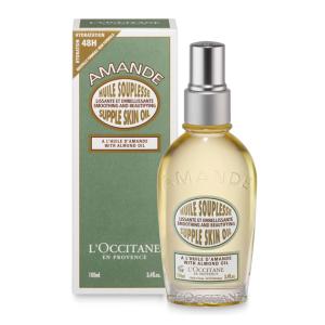 Organic Almond Oil For Skin │ Almond Supple Skin Body Oil L'Occitane