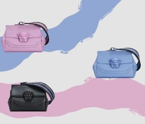 10% off + Free Shipping Versace Bags @ Farfetch