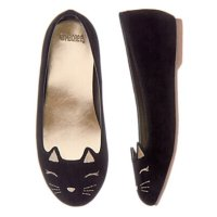 Gymboree Cat Flats
