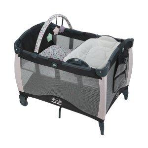 Graco Pack 'n Play Play Yard Reversible Napper & Changer LX - Tile - Graco - Babies