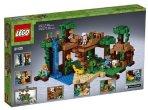 $55.99(原价$69.99) 2016新款史低!乐高 我的世界系列 21125 丛林树屋
