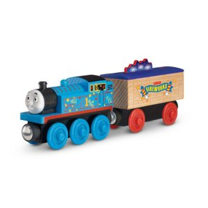 Thomas & Friends™ Wooden Railway Sam and the Great Bell Accessory Pack | CGL53 | Fisher Price