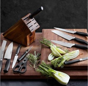 Wüsthof Legende 7-Piece Knife Block Set + Free $25 GC