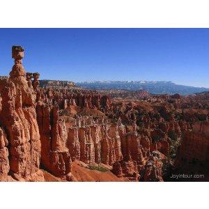 7日黄石精华游:黄石公园,大峡谷西缘,羚羊谷,布莱斯峡谷,拉斯维加斯
