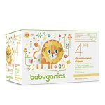 Babyganics Ultra Absorbent Diapers Economy Pack
