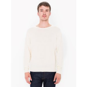 Basic Crewneck Sweater | American Apparel