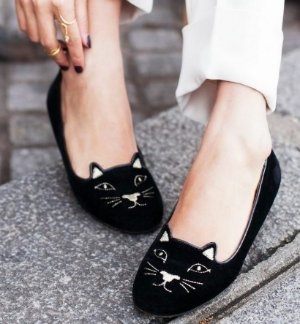 Up to 30% Off + Up to $200 Off Charlotte Olympia Shoes Purchase @ Saks Fifth Avenue
