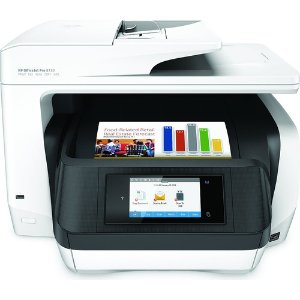 Hewlett Packard Officejet Pro 8720 Photo Wireless Inkjet Multifunction Printer