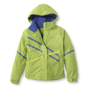 Kids' Girls' Snowfield Parka | Now on sale at L.L.Bean