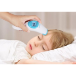 Metene Clinical Digital Forehead Thermometer Infrared Scanner Instant Read Sensor for Fever Measurement