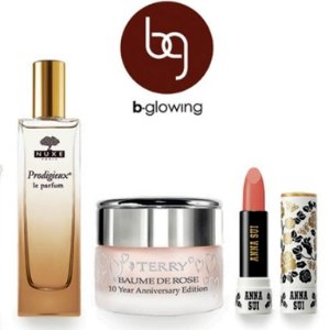 20% off with $50 or more purchase @ B-Glowing